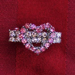 Sweet Heart Pet Barrette