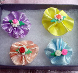 hair bows for dogs