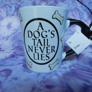 Dog Tail Coffee Mug
