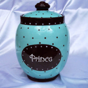 Prince Pet Treat Jar