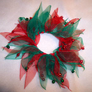 Christmas Pet Party Collar