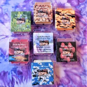 PPP Combo Soy Wax Melt Cube Packs.