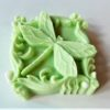 Dragonfly shaped handmade soap