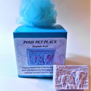 Elephant Walk Bath & Shower Soap gift set.