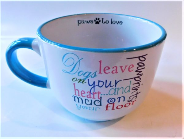 Dog Lovers Cappuccino Mug