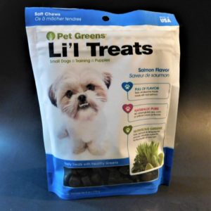 Pet Greens Li'l Treats for Small Dogs