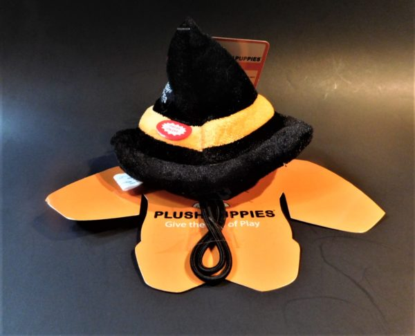 LED Plush Witch Hat for Dogs or Cats