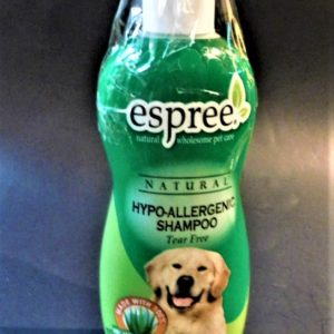 Espree Tear free dog or cat shampoo
