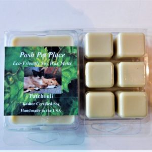 Posh Pet Place Patchouli Wax melt cubes
